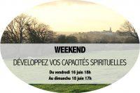 Week-end : développez vos capacités spirituelles @ La Coudraie 72350 Saint Denis d'Orques